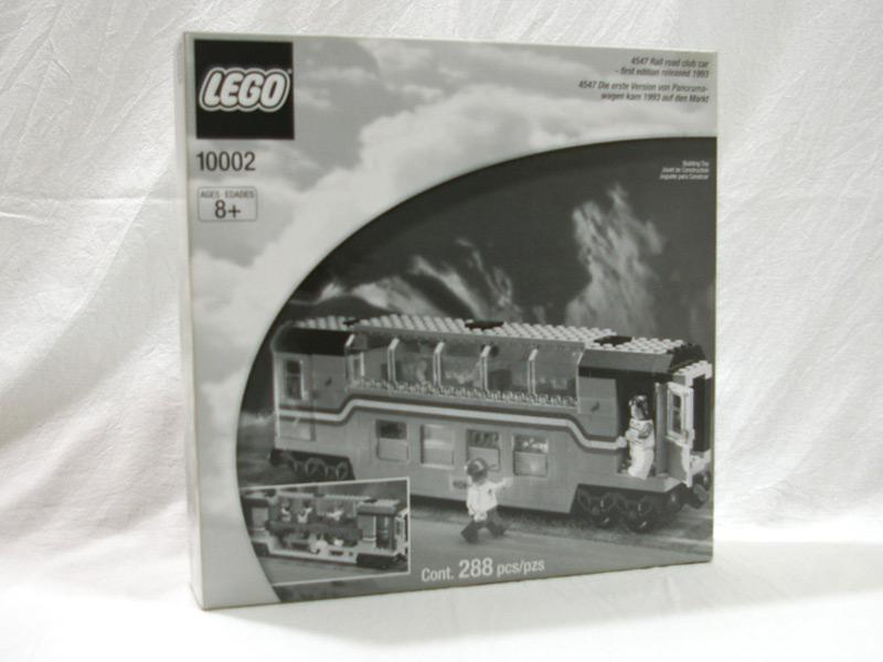 #10002 レゴ クラブカー