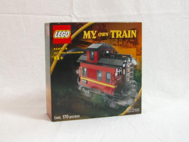 #10014 レゴ 乗務員車