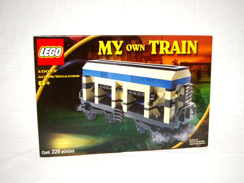 #10017 レゴ ホッパー車