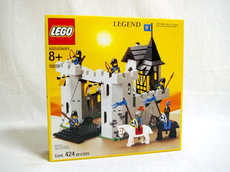 #10039 レゴ 王子さまの城
