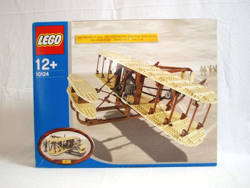 #10124 レゴ ライト兄弟の飛行機