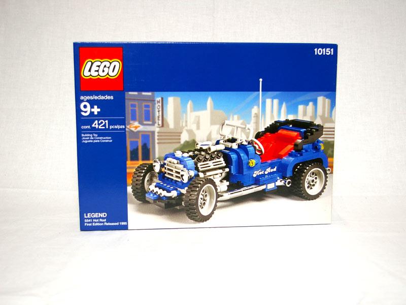 #10151 レゴ ホットロッド