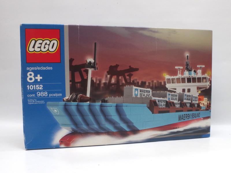 #10152 レゴ マースクラインコンテナ船