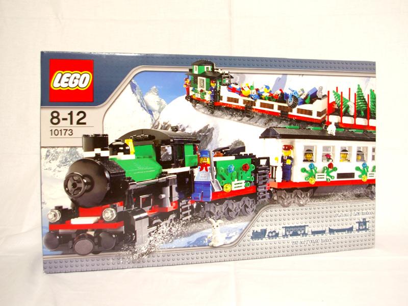 #10173 レゴ ホリデイトレイン