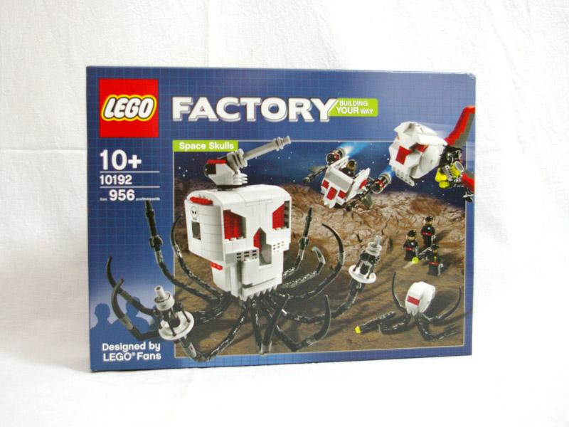 #10192 レゴ スペース・スカルズ