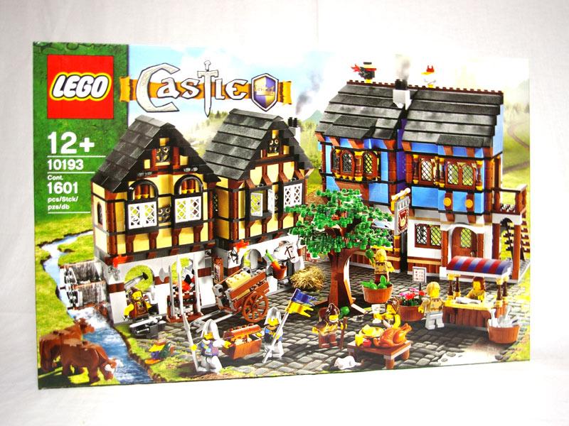 #10193 レゴ マーケットビレッジ