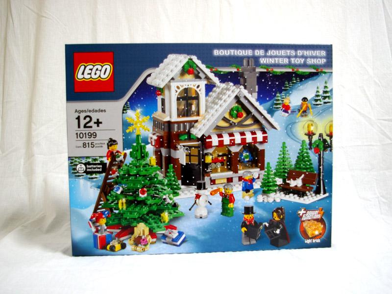 #10199 レゴ クリスマスセット