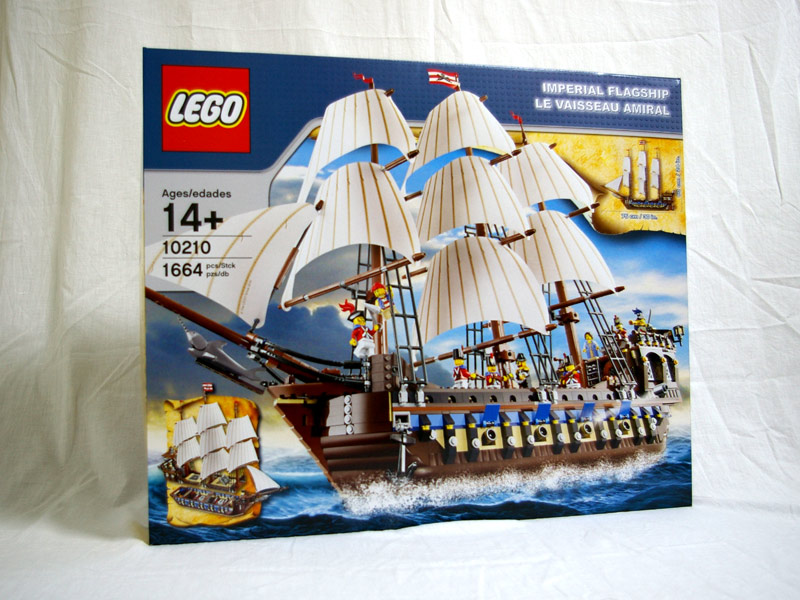 #10210 レゴ インペリアル・フラッグシップ