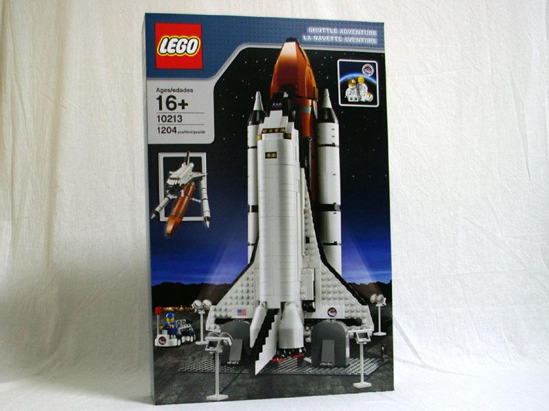 #10213 レゴ スペースシャトル