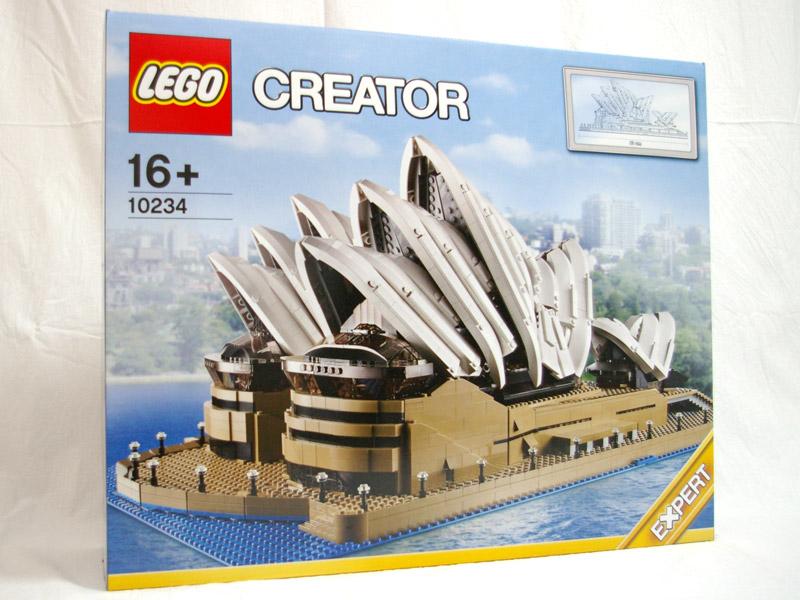 #10234 レゴ シドニーオペラハウス