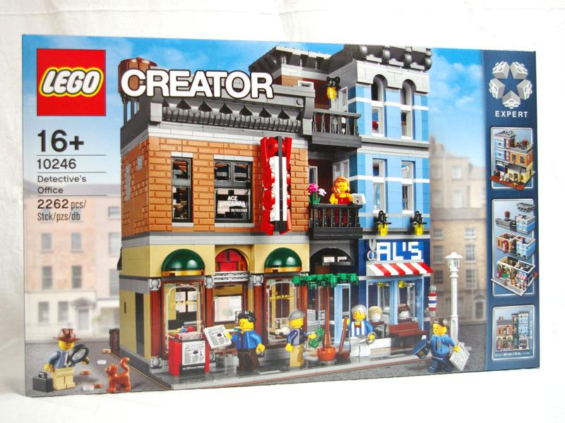 #10246 レゴ 探偵事務所