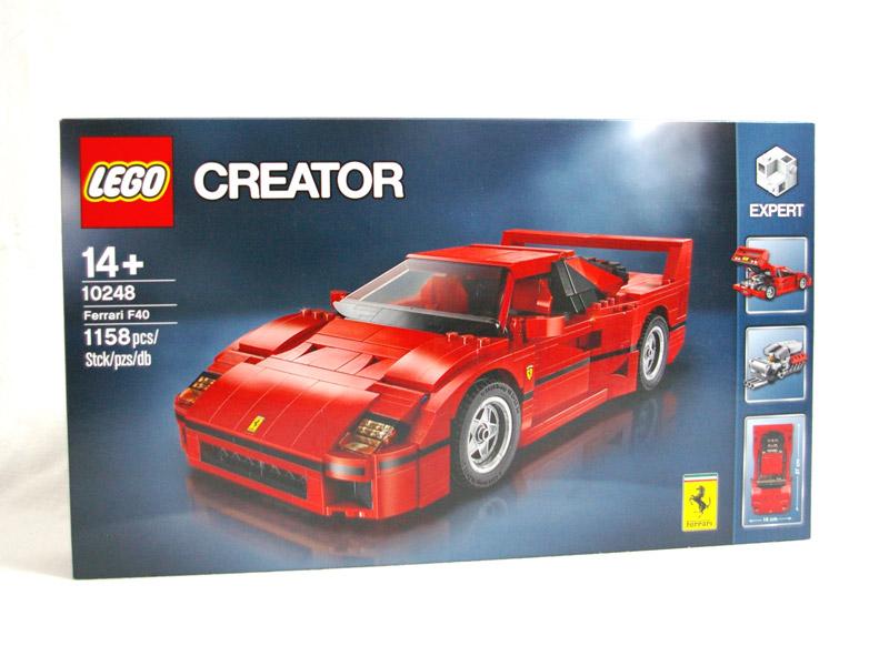 #10248 レゴ フェラーリF40