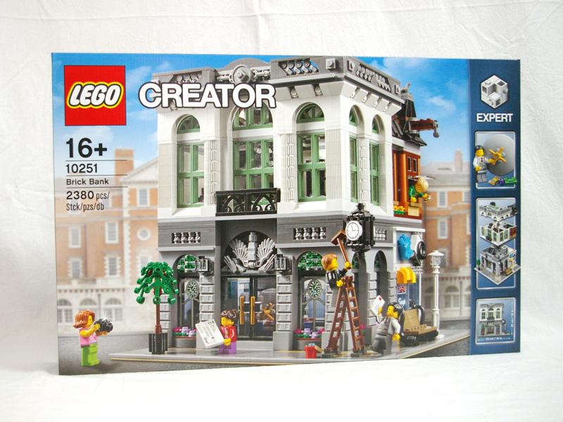 #10251 レゴ レンガの銀行
