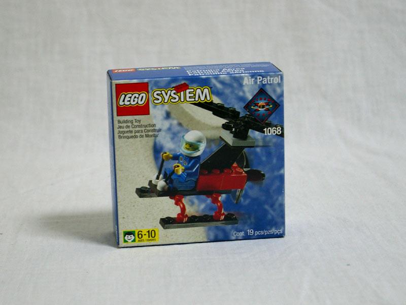 #1068 レゴ エアーパトロール