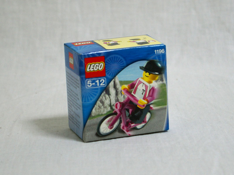 #1196 レゴ ツアーレーサー