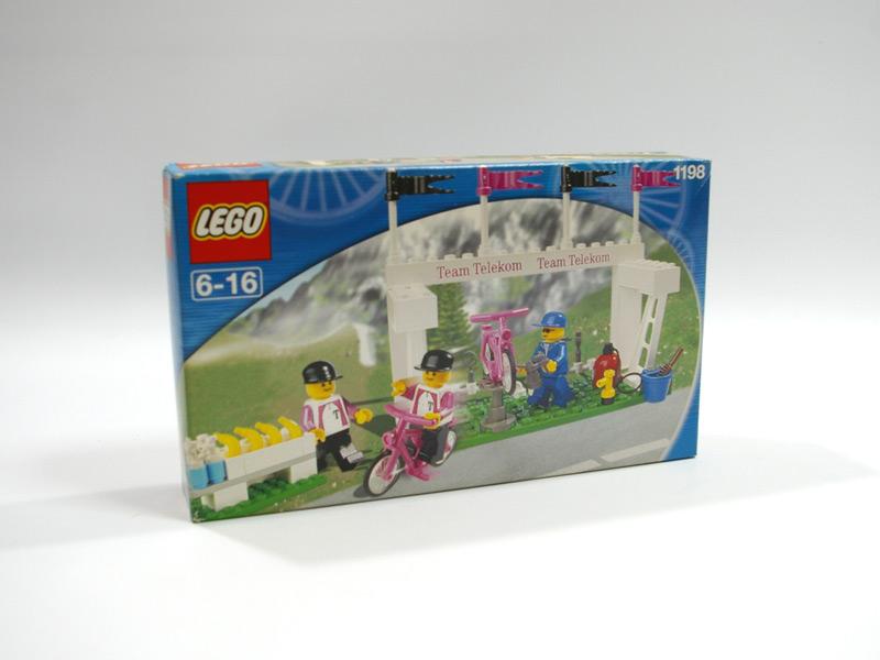 #1198 レゴ サービスチーム