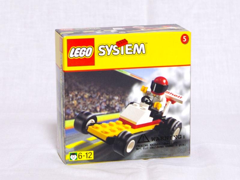 #1250 レゴ ドラッグスター