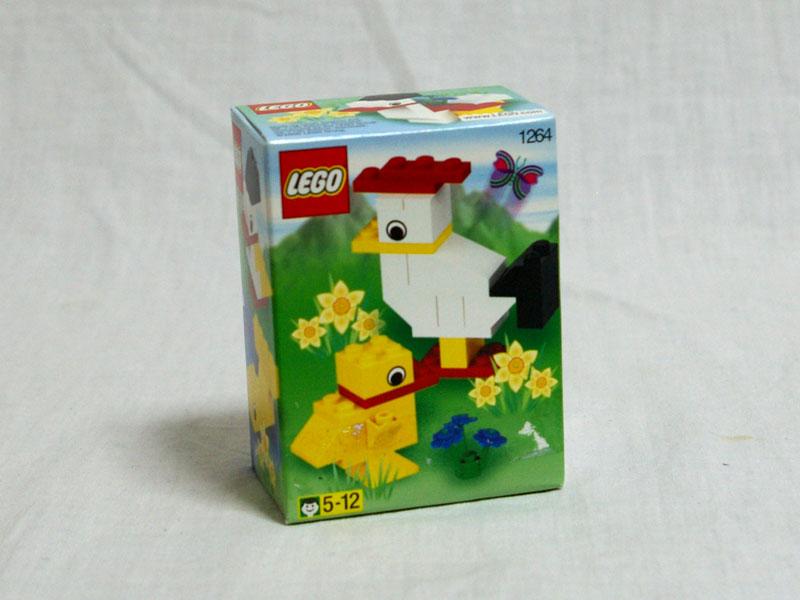 #1264 レゴ イースターのひよこ