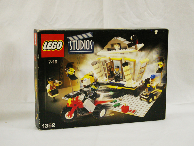 #1352 レゴ 炸裂スタジオセット
