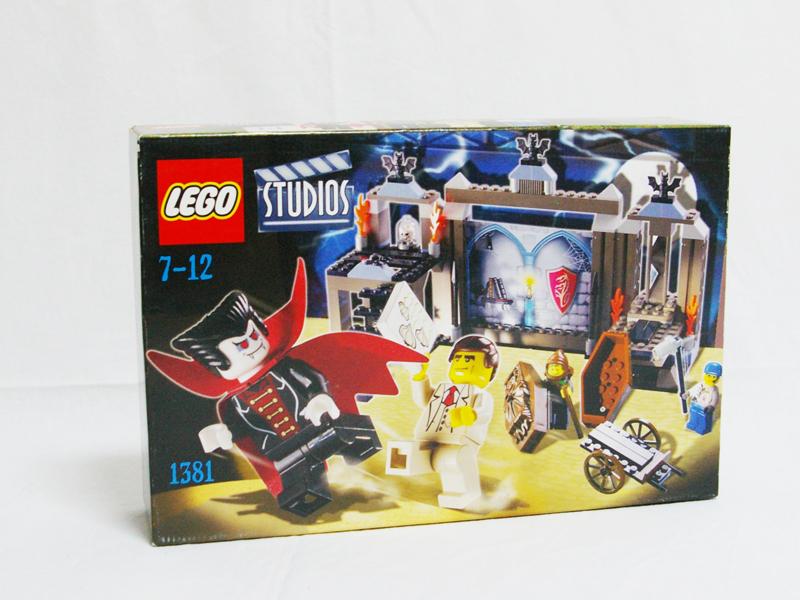 #1381 レゴ 吸血鬼のかくれ家