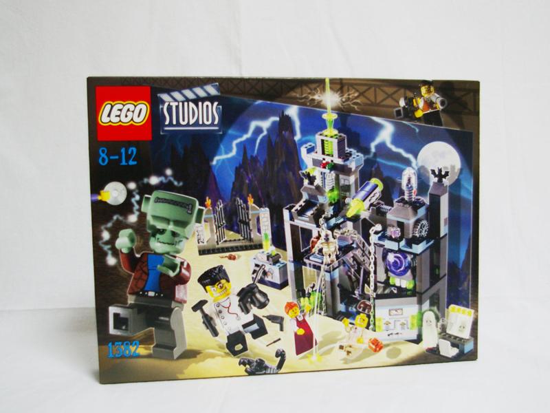 #1382 レゴ モンスター呪いの館
