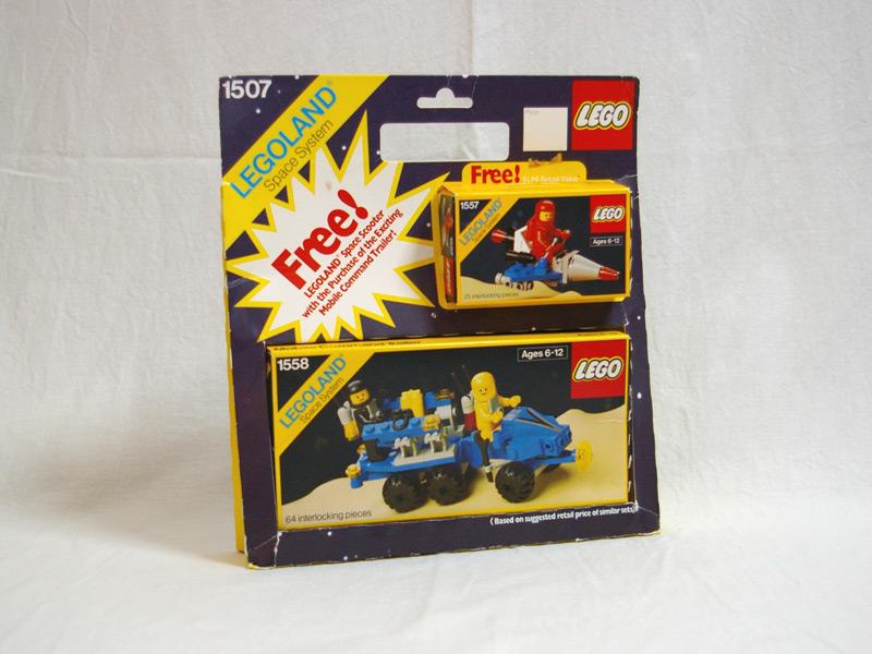 #1507 レゴ 宇宙シリーズバリューパック