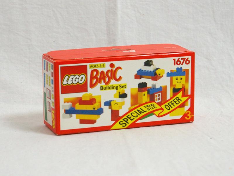 #1676 レゴ 基本セット