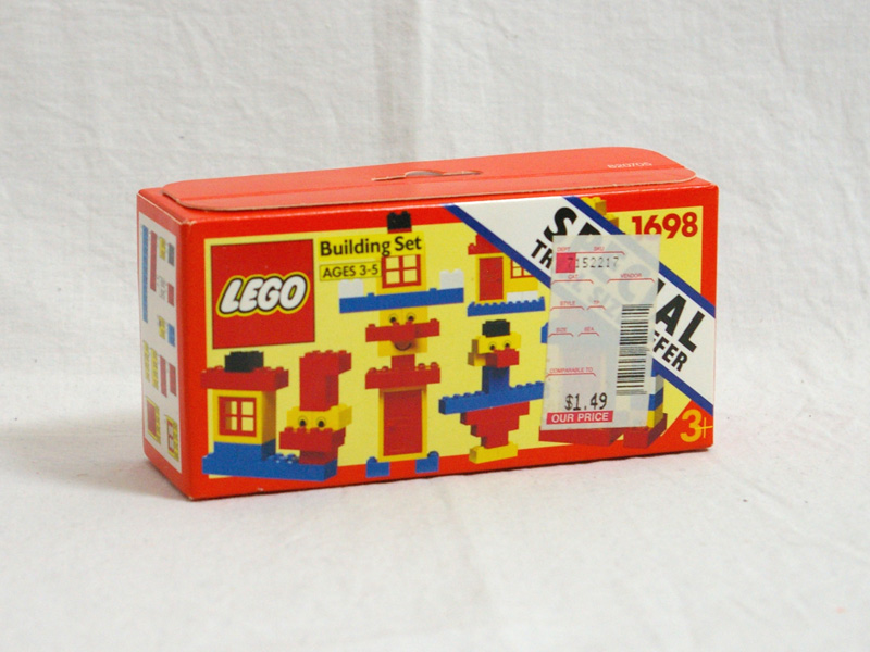 #1698 レゴ 基本セット