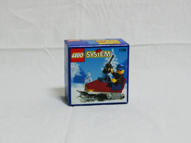 #1730 レゴ スノースクーター