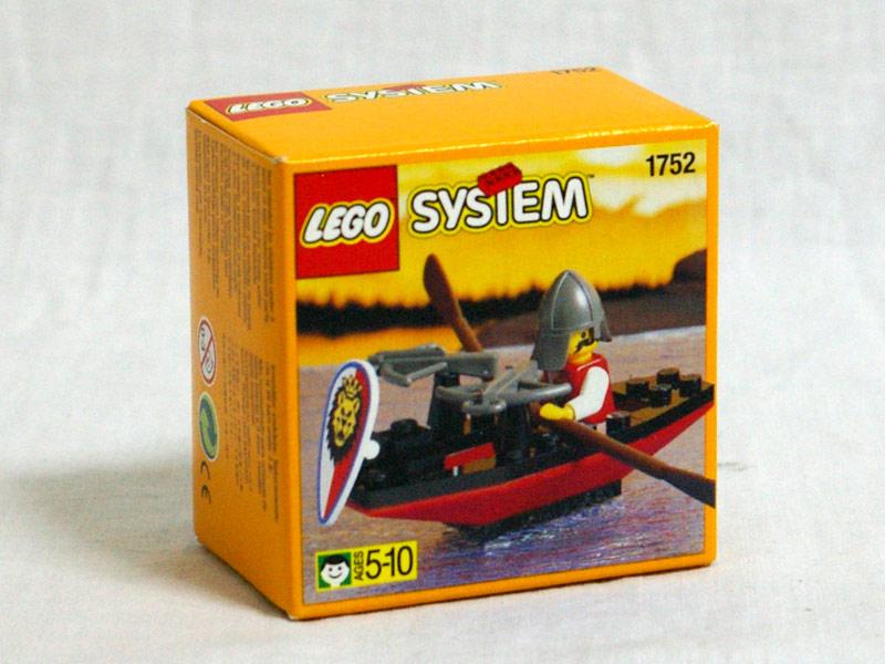 #1752 レゴ サンダーアローボート