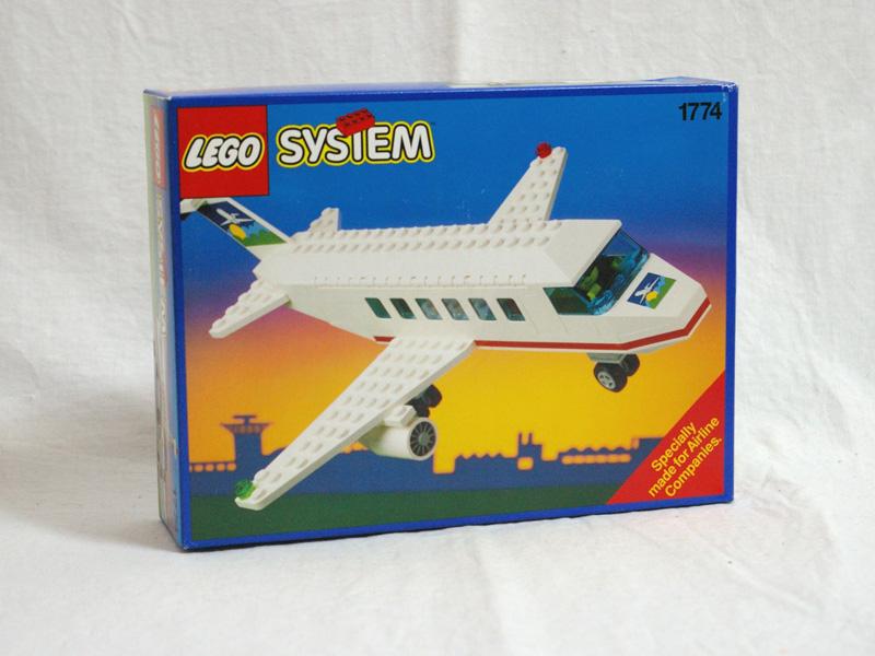 #1774 レゴ ジェット機