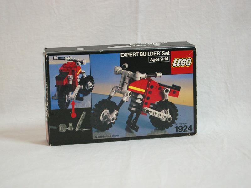 #1924 レゴ バイク