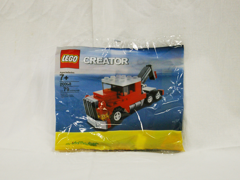 #20008 レゴ レッカー車