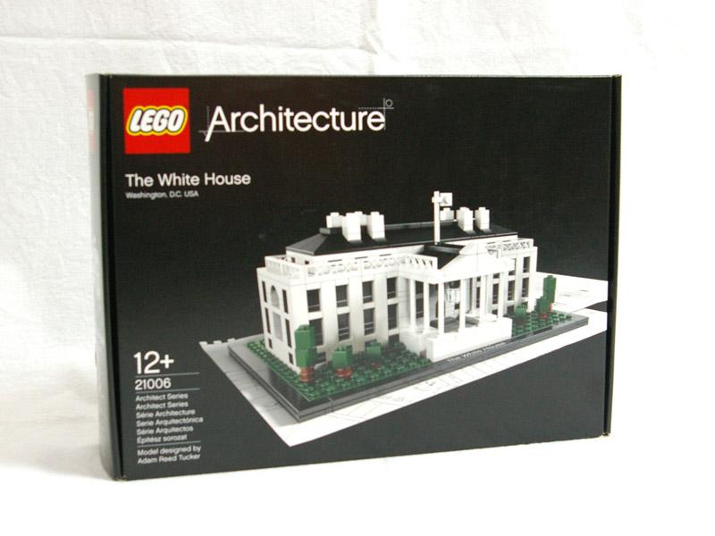#21006 レゴ ホワイトハウス