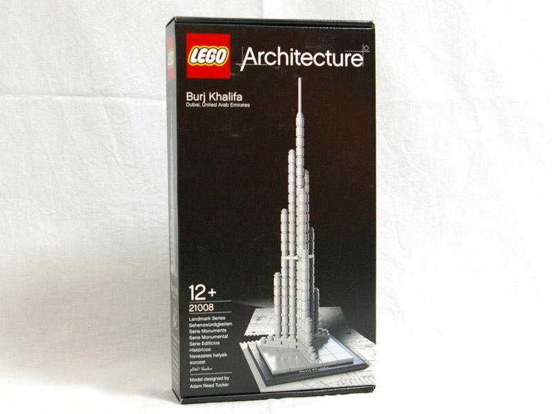 #21008 レゴ ブルジュ・カリファ