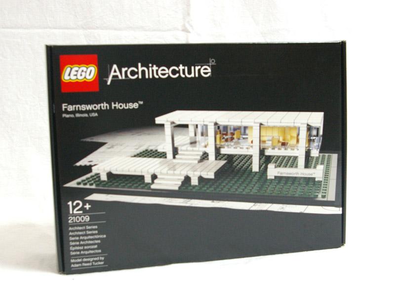 #21009 レゴ ファンズワース邸