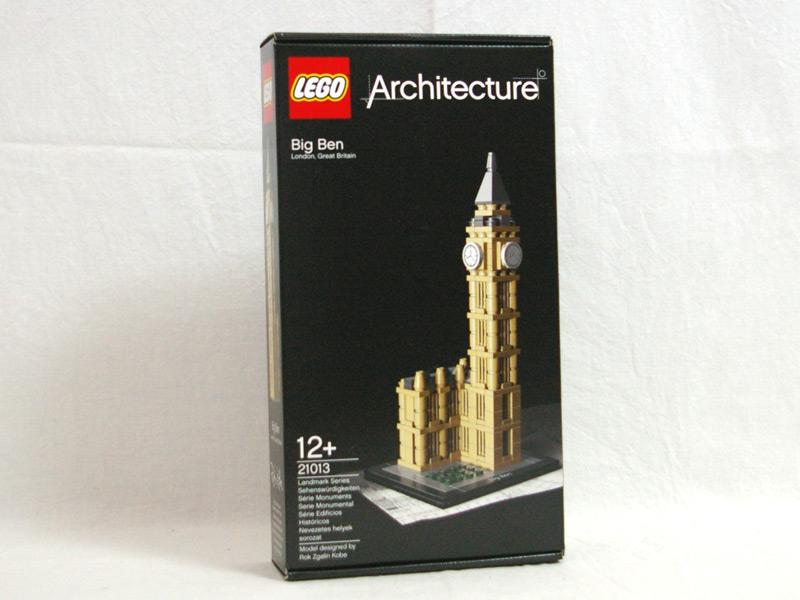 #21013 レゴ ビッグ・ベン