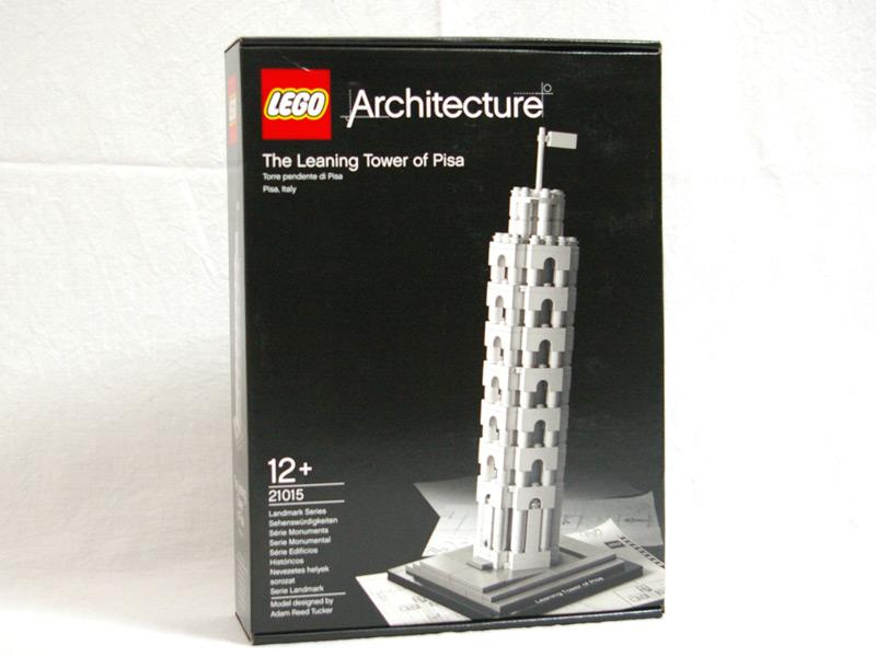 #21015 レゴ ピサの斜塔
