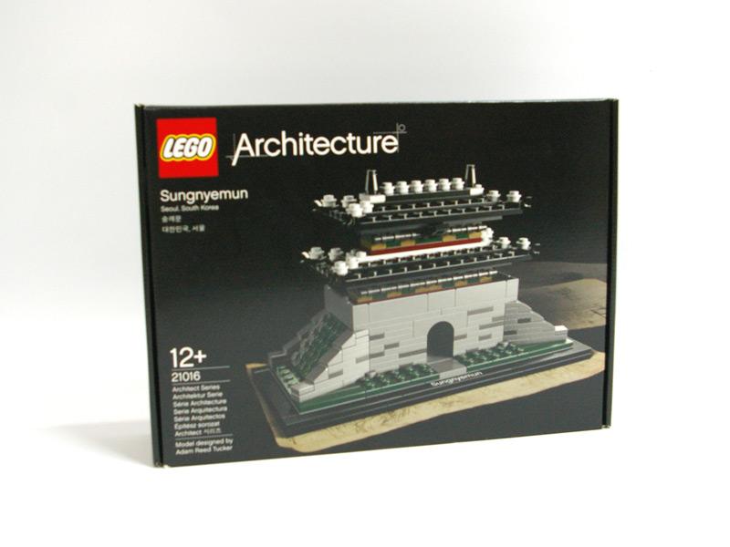 #21016 レゴ 南大門