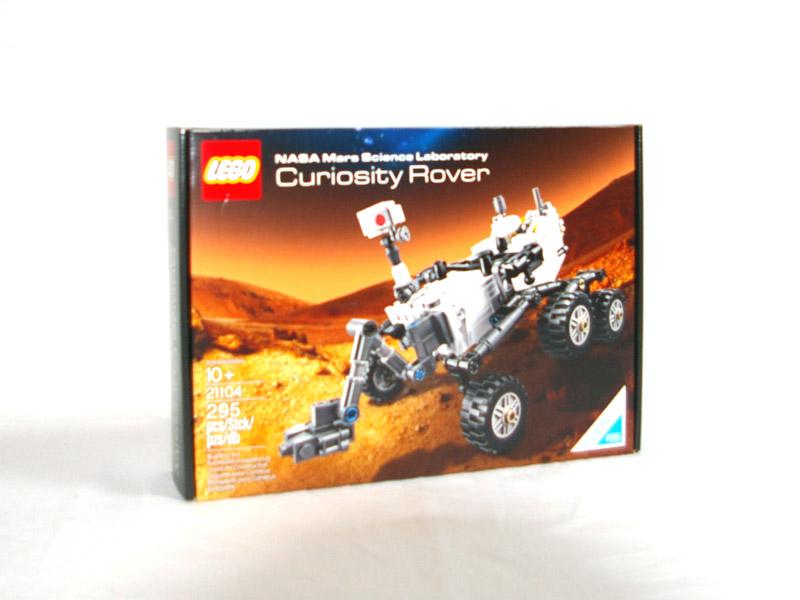 #21104 レゴ NASA マーズ・サイエンス・ラボラトリー・キュリオシティローバー