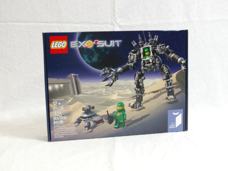 #21109 レゴ エクソスーツ