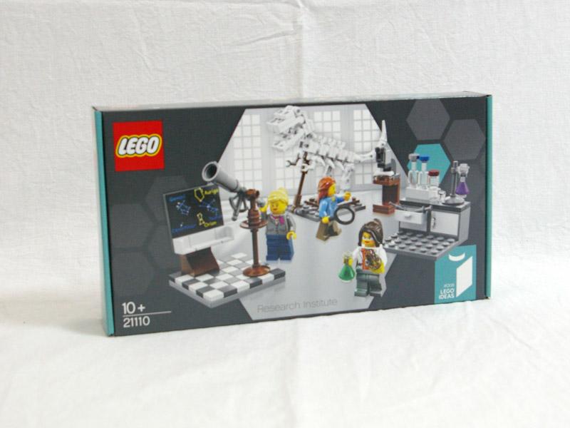 #21110 レゴ 科学者の研究所