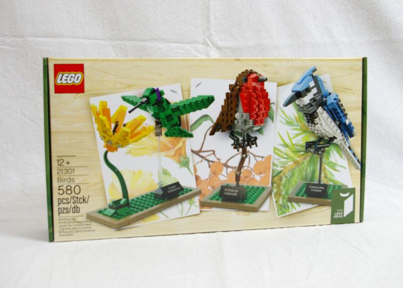 #21301 レゴ 世界の鳥