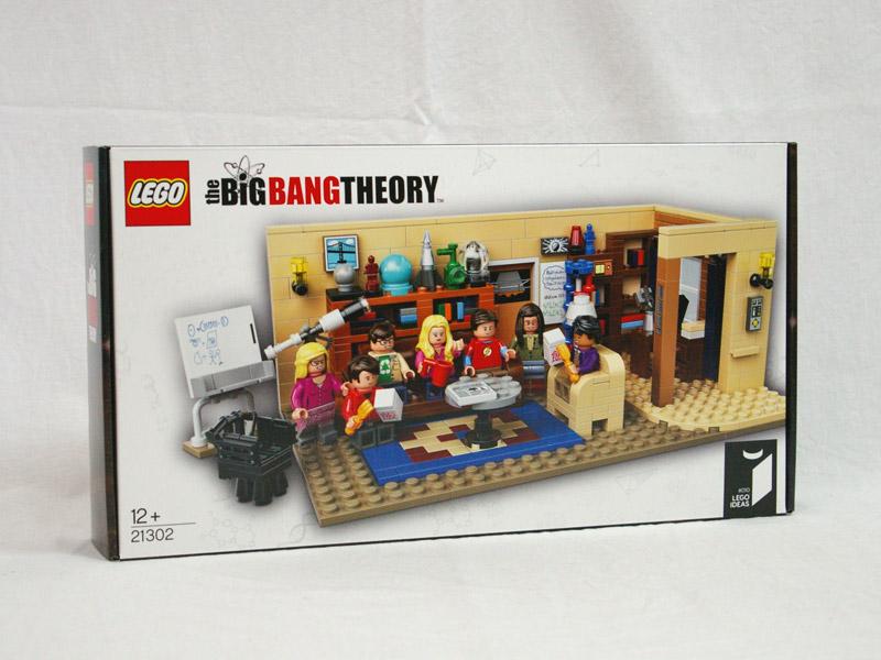 #21302 レゴ ビッグバン・セオリー