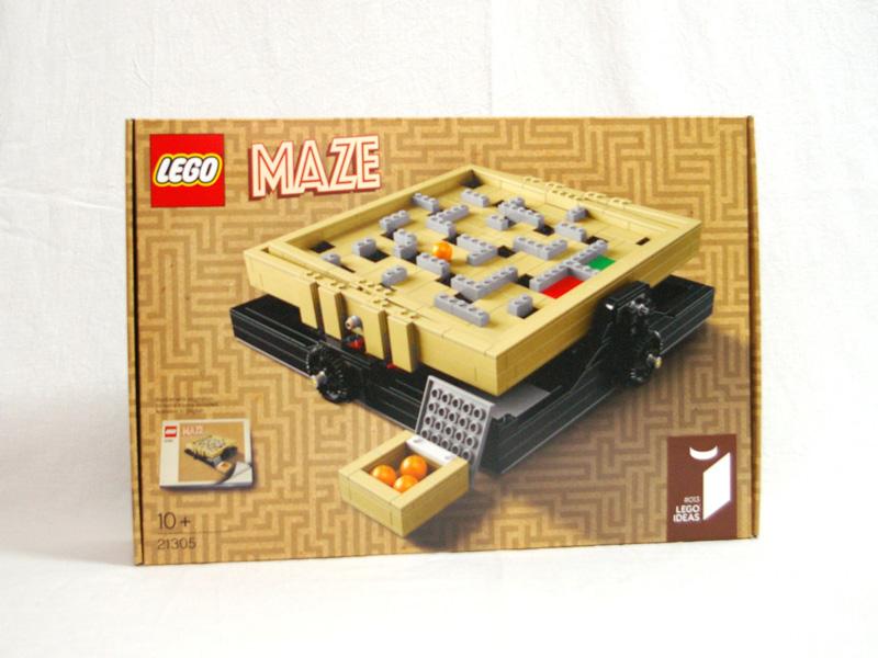 #21305 レゴ 迷路