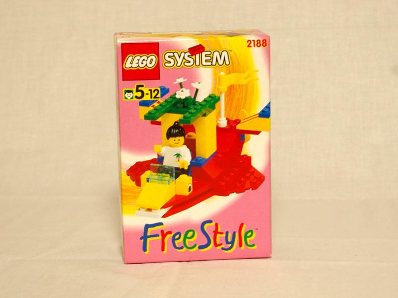 #2188 レゴ フリースタイル
