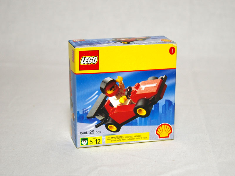 #2535 レゴ F1カー