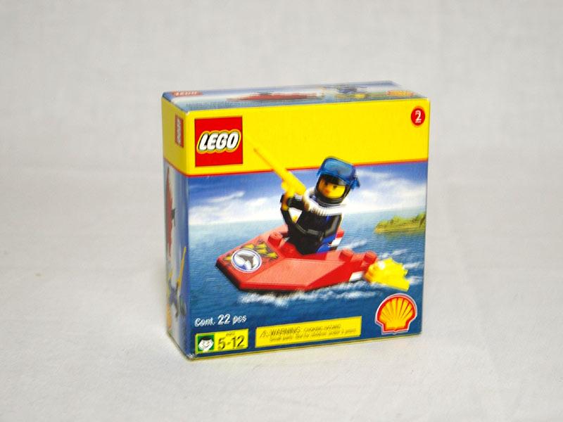 #2536 レゴ ジェットスキー