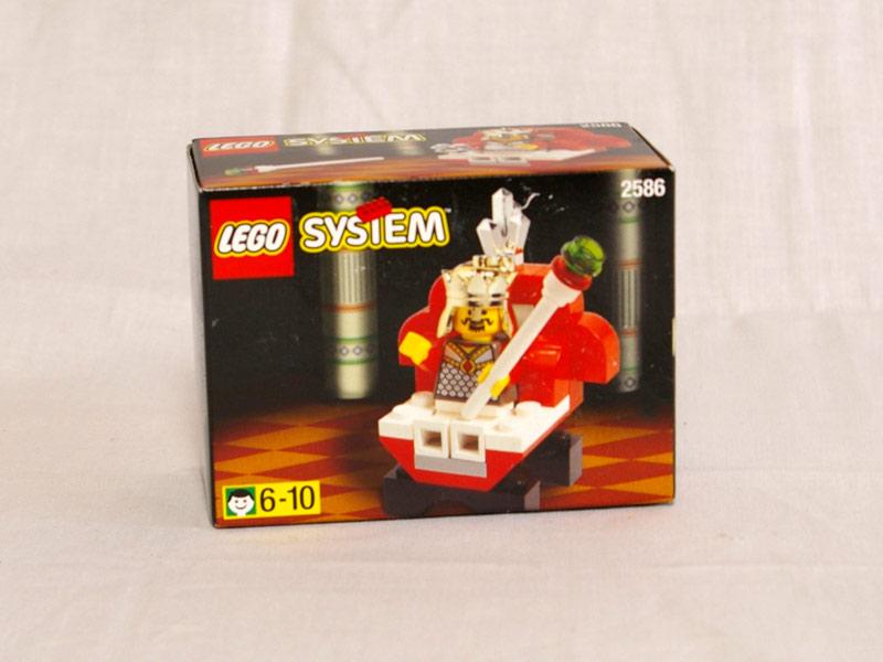 #2586 レゴ チェスキング