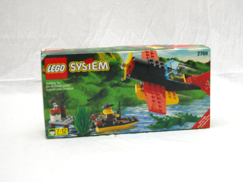 #2769 レゴ 飛行機とボート